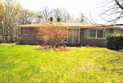 Single Family Home Active Contingent With Offer: 4861 W Minnesota Ave