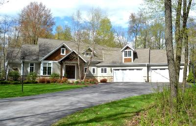 Waukesha County Single Family Home Active Contingent With Offer: N72w38506 Lang Rd