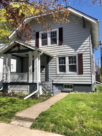 Racine Single Family Home For Sale: 3412 13th St