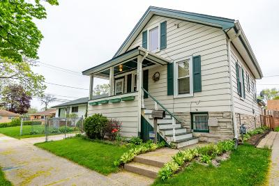 Single Family Home For Sale: 429 S 91st St