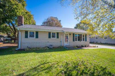 Single Family Home Active Contingent With Offer: W242n6616 Locust St