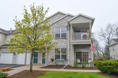 Pewaukee Condo/Townhouse Active Contingent With Offer: N16w26443 Meadowgrass Cir #A