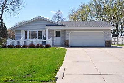Muskego Single Family Home For Sale: S68w13287 Bristlecone Ln