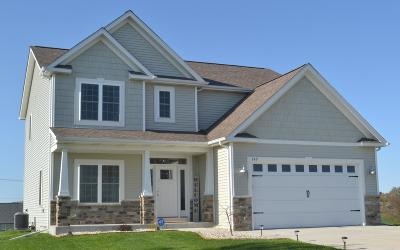Kenosha County Single Family Home Active Contingent With Offer: 349 Homestead Dr