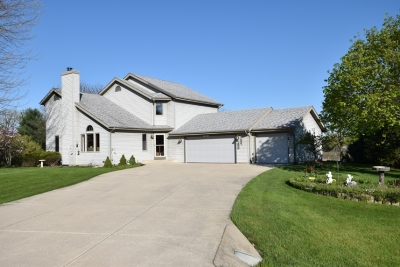 Mukwonago Single Family Home Active Contingent With Offer: W324s7745 Paul Ln