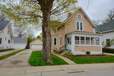 Waukesha Single Family Home Active Contingent With Offer: 320 Buchner Ct