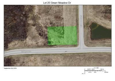 Sheboygan Residential Lots & Land For Sale: Lt25 Wild Meadow Dr