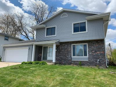Waukesha Single Family Home Active Contingent With Offer: 2032 Butler Dr