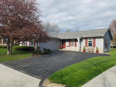Condo/Townhouse Active Contingent With Offer: 3568 Cottonwood Ct