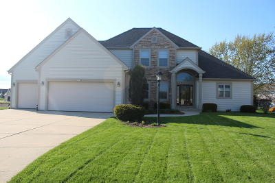 Muskego Single Family Home Active Contingent With Offer: S97w13480 Chick Evans Ct