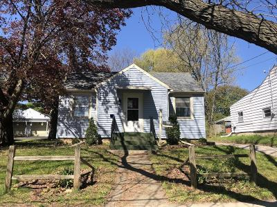 Fort Atkinson WI Single Family Home Active Contingent With Offer: $134,900