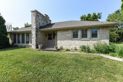 Big Bend Single Family Home For Sale: W229s9165 Clark St