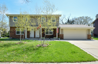 Greendale Two Family Home Active Contingent With Offer: 6720 Hill Ridge Dr #6722