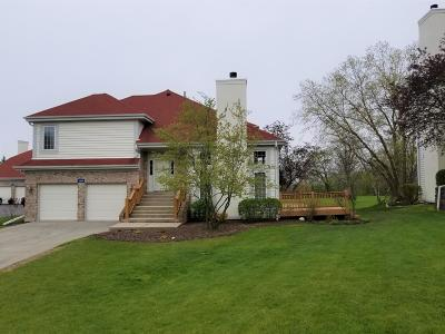 Lake Geneva Condo/Townhouse Active Contingent With Offer: 1428 Highland Dr