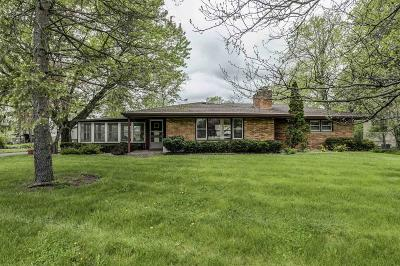 Waterford Single Family Home For Sale: 2602 N River Rd