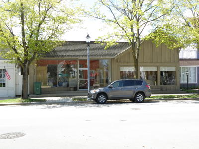 Thiensville  Commercial For Sale: 161 Green Bay Rd