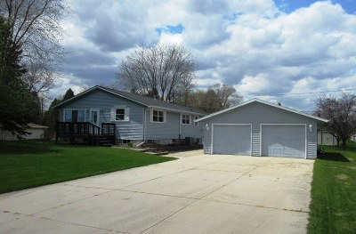 Sheboygan Single Family Home Active Contingent With Offer: 830 N 36th St