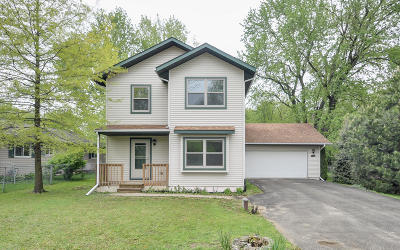 Elkhorn Single Family Home Active Contingent With Offer: W5287a Tippecanoe Trl