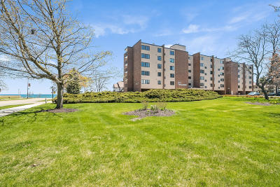 Racine Condo/Townhouse Active Contingent With Offer: 111 Eleventh St #N # 4-A