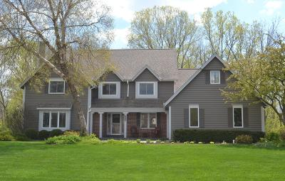Waukesha County Single Family Home Active Contingent With Offer: 14275 Radiant Ct