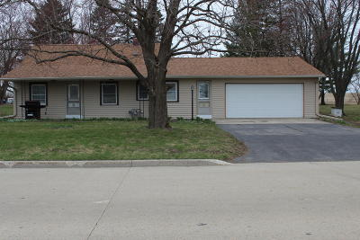 Genoa City Single Family Home Active Contingent With Offer: N235 Williams Rd