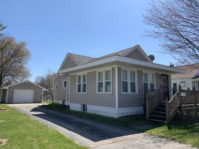 Menominee Single Family Home For Sale: 1409 36th Ave