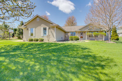 Waterford Single Family Home Active Contingent With Offer: 4822 Lookout Ln