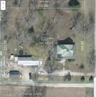 Waukesha County Single Family Home For Sale: W360n6255 Brown St