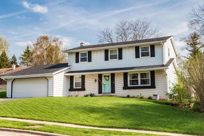 Ozaukee County Single Family Home Active Contingent With Offer: 1639 Spruce St