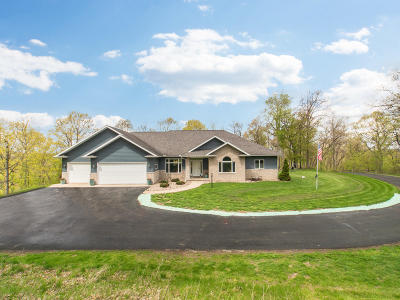 Holmen Single Family Home For Sale: N6502 Forest Ct