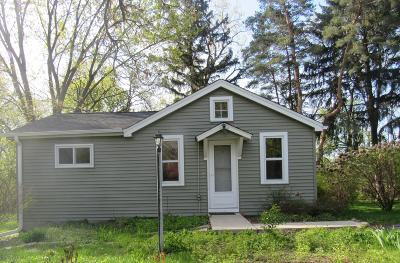 Genoa City Single Family Home Active Contingent With Offer: 1201 County Rd H #C20