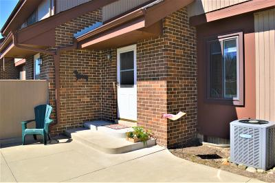 Milwaukee Condo/Townhouse Active Contingent With Offer: 4803 S 19th St