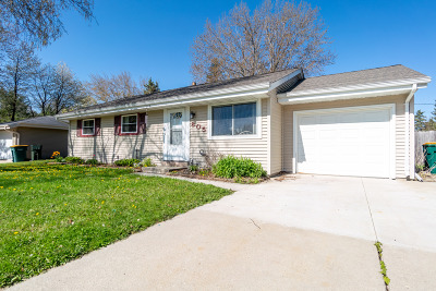 Washington County Single Family Home Active Contingent With Offer: 805 Pleasantwood Dr