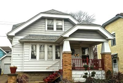 Milwaukee Single Family Home For Sale: 3037 N 57th St