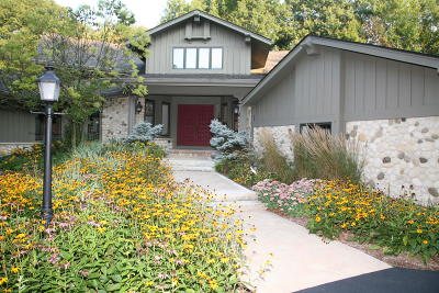 Sheboygan Single Family Home Active Contingent With Offer: N6670 Rangeline Rd