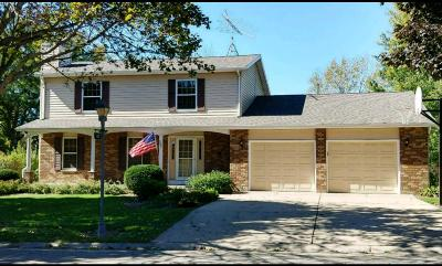 Watertown Single Family Home For Sale: 564 Mary Knoll Ln