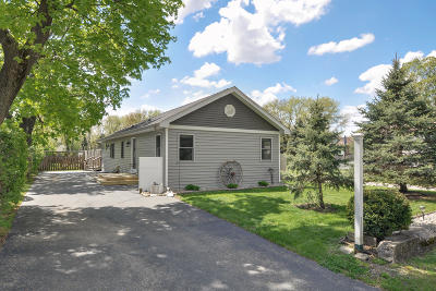 Kenosha County Single Family Home Active Contingent With Offer: 1517 Skinner Dr