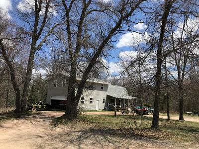 Single Family Home For Sale: N11904 Us Hwy 141