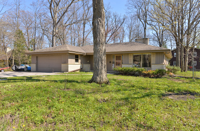 Racine Single Family Home For Sale: 3107 Bruce Dr