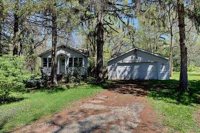 Kenosha County Single Family Home Active Contingent With Offer: 30500 79th St