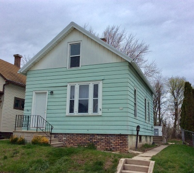 Sheboygan Single Family Home For Sale: 908 High Ave