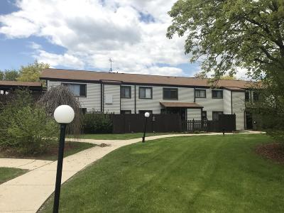 Milwaukee Condo/Townhouse For Sale: 8309 N 107th St #E