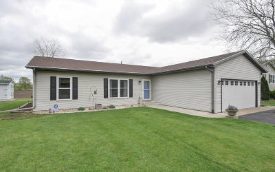 Elkhorn Single Family Home Active Contingent With Offer: 1209 S Hickory Ln