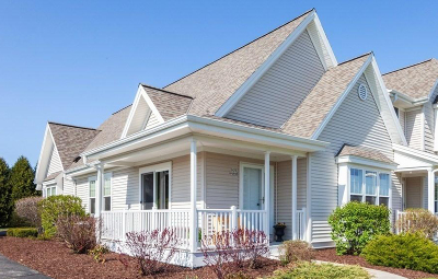 Cedarburg Condo/Townhouse Active Contingent With Offer: N28w6646 Alyce St
