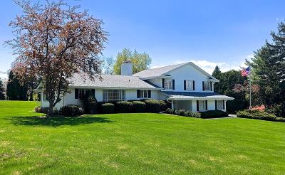 Greendale Single Family Home Active Contingent With Offer: 8235 Fielding Ln