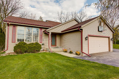 Waterford Single Family Home Active Contingent With Offer: 8705 Halverson Rd