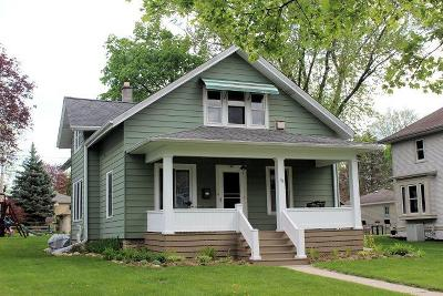 Waukesha Single Family Home Active Contingent With Offer: 133 W Laflin Ave