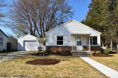 Saukville Single Family Home Active Contingent With Offer: 276 W Center St