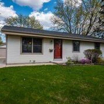West Bend Single Family Home For Sale: 1305 N 11th Ave