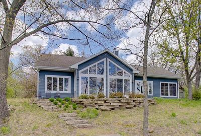 Mukwonago Single Family Home For Sale: W351s10279 Lake Dr